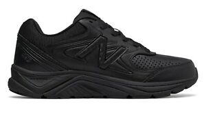 New-Balance-840v2-Womens-Black-Wide-Running-Walking-Sneakers-Shoes-Size-WW840BK2
