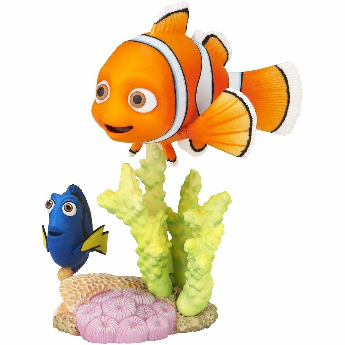 Revoltech Pixar Finding Nemo With Dory Articulated Articulated Articulated Action Figure 7008b1