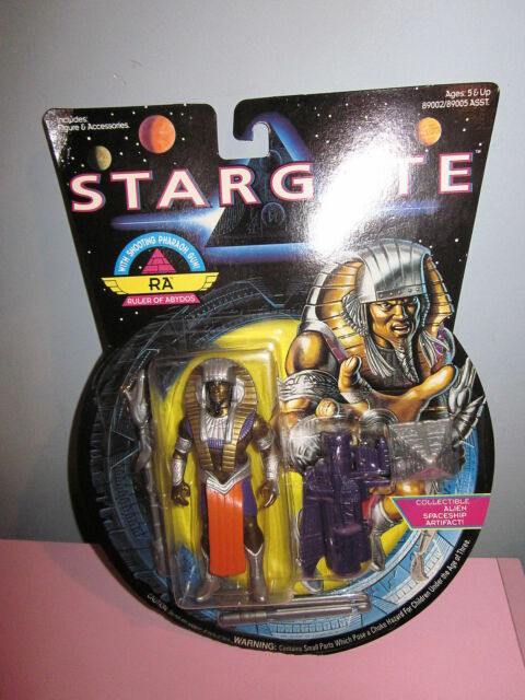 Stargate Animated Series Ra Ruler of Abydos Action Figure