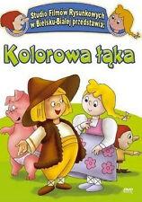 Kolorowa laka (DVD) bajki dla dzieci POLISH POLSKI