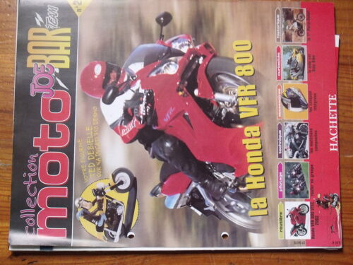 $$ Fascicule Hachette Collection Moto Joe Bar Team N°2 Honda VFR 800