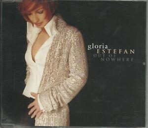 GLORIA-ESTEFAN-Out-of-nowhere-2001-CD-single