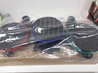 Band Hero Wireless Drum Kit Controller For Ps3/xbox 360 (no Brain Or Stand)