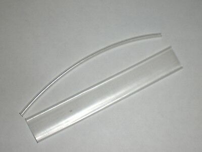 Schrumpfschlauch 12,7 mm 2m rot Schrumpfrate