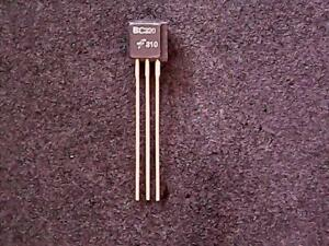 BC320-Fairchild-Transistor-TO-92
