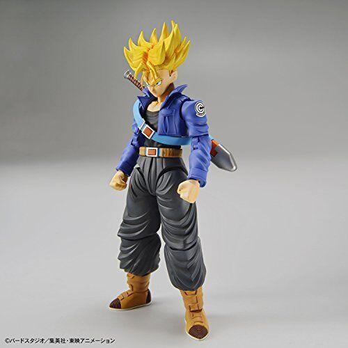 "Figure-rise Standard Super Saiyan Trunks Plastic Model /""Dragon Ball Z/"""