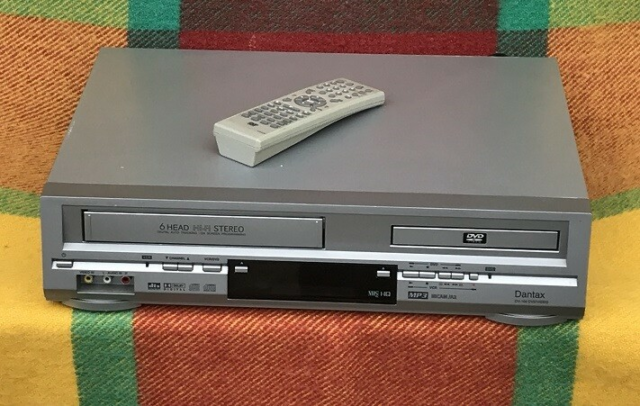 VHS videomaskine, JVC, DV-100, God, - Combi  - DVD-player &…
