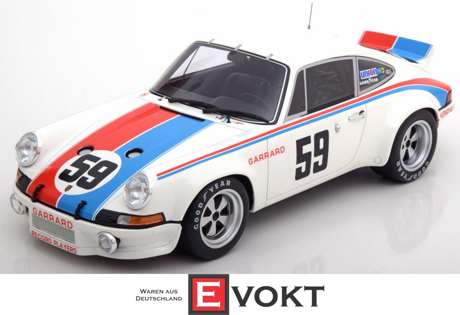 Con 100% de calidad y servicio de% 100. 1:18 GT Spirit Porsche  Carrera RSR Winner Daytona Gregg Gregg Gregg  Haywood  marca