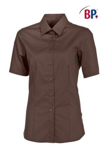 BP Damenbluse 1562 682 Damen Bluse Stretch Kurzarm Damenshirt Gr 32-54