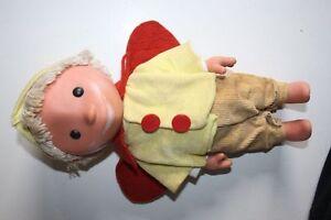 Sandmaennchen-29cm-sehr-alter-Sandmann-DDR-Puppe-sehr-RAR