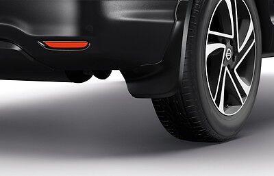 Genuine New Nissan Qashqai 2014 On Set Front /& Rear Mud Flaps KE7884E080 *******
