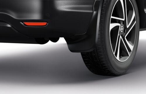 Genuine New Nissan Qashqai J11 2014 On Set Front /& Rear Mud Flaps KE7884E080