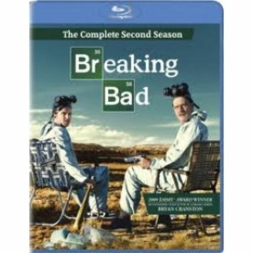 1 of 1 - Breaking Bad - Series 2 - Complete (Blu-ray, 3-Disc Set) **New & Sealed Item**