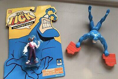 Thrakkorzog Arthur Vintage Taco Bell Fast Food Toys 1996 NIP NEW The Tick