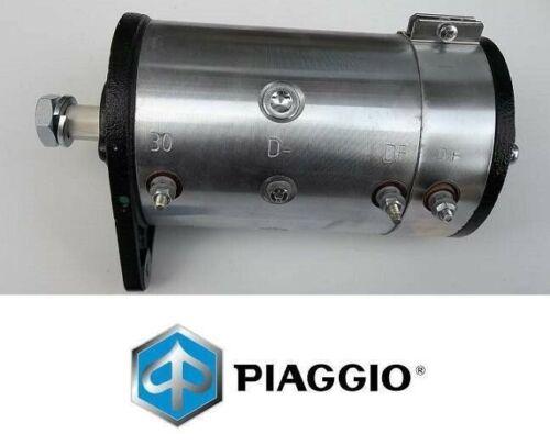157715 DINAMOTORE COMPLETO ORIGINALE PIAGGIO PER APE TM 220 2009-2016