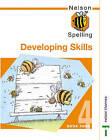 Nelson Spelling - Developing Skills Book 4 by John Jackman (Paperback, 2002)