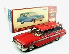 1962 Ford 4-Door Ranch Wagon 12? Japanese Tin Car by ATC NR