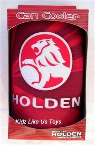 LOGO STUBBY CAN HOLDER Monaro Torana Commodore *Holden no more stock* ~ Holden