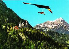 Drachenflieger am Tegelberg ,ungelaufene AK