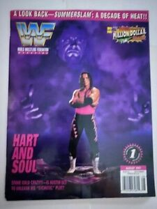 WWF-Magazine-1997-August-Bret-Hitman-Hart-Soul-Stone-Cold-Undertaker-HOF-nWo-WWE