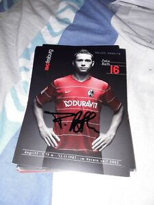 Signierte AK Felix Roth SC Freiburg  NEU