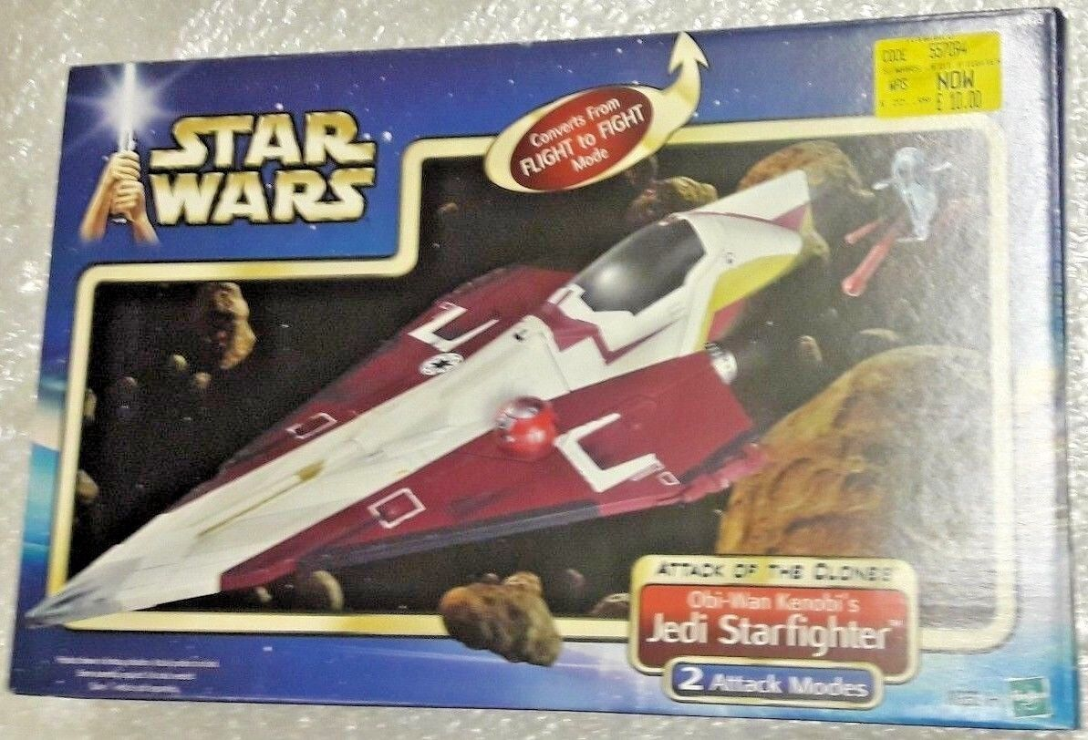 Star Wars Jedi Starfighter 2002 Attack of the Clones