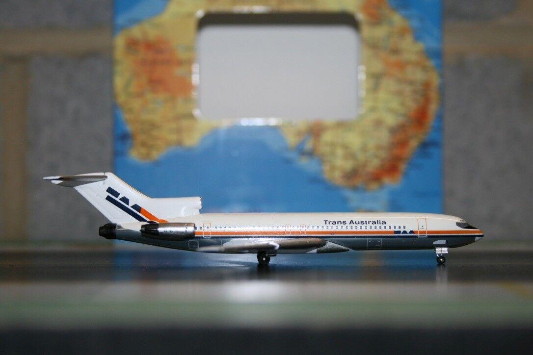 Aeroklassics 1 400 TAA Trans Australia Boeing 727 -200 VH -tbJ (ACVHtbJ)