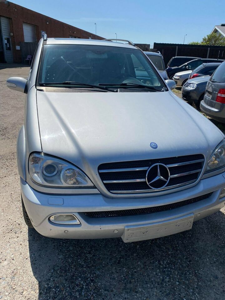 Mercedes, ML400, 4,0 CDi aut. Van