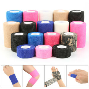 Self-Adhesive-Bandage-Sale-Waterproof-Finger-Joints-Wrap-Sports-Care-Tapes-dfo