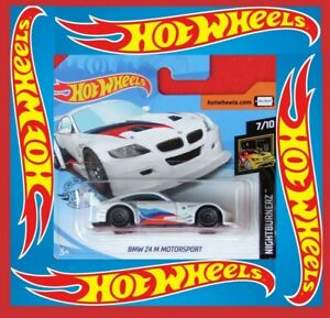 HOT-WHEELS-2020-z4-BMW-M-Motorsport-172-250-neu-amp-ovp