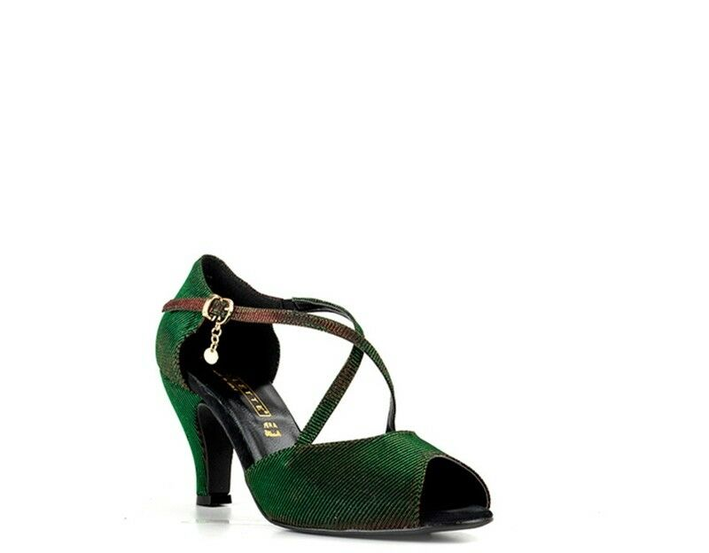 Schuhe Frau MIDELETTE Frau Schuhe NERO PU,Stoff 48-497 51defb