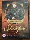Sean Bean SHARPE'S MISSION ~ 1996 TV Swashbuckler Drame GB DVD