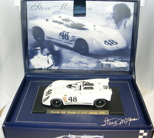 DernièRe Collection De Fly Sm1 Porsche 908 Flunder 2º 12h Sebring'70 Steve Mcqeen Collection Lted.ed Mb