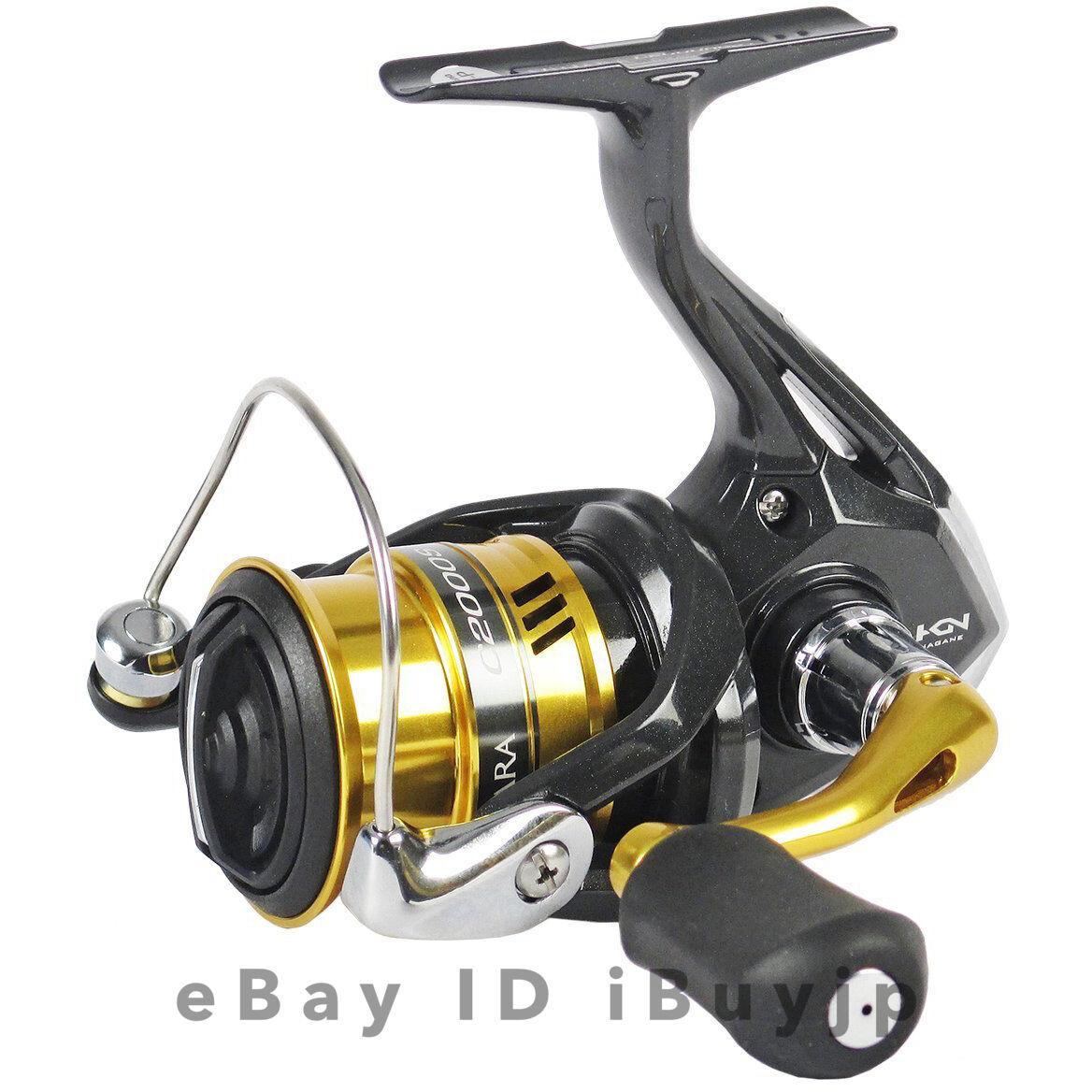 673efde6cd88 Shimano Fishing Reel 17 Sahara C2000hgs for sale online