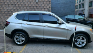 2011 BMW X3 Premium Package