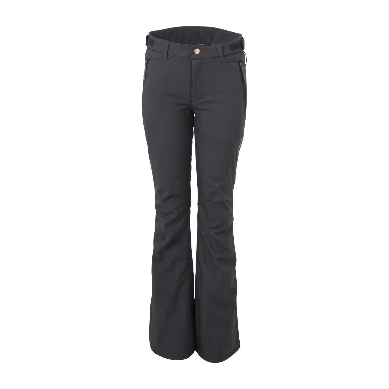 Brunotti Softshellhose Skihose  Hati JR Girls Softshell Pant black  cheap designer brands