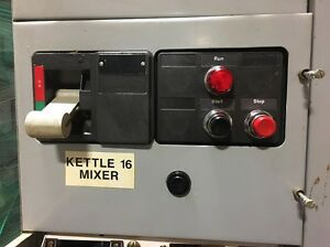 CUTLER-HAMMER-2100-SERIES-SIZE-1-AN16DN0-MCC-MOTOR-CONTROL-CENTER-12-034-BUCKET