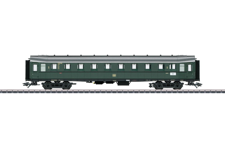 Märklin 42255  Schnellzugwaen 2.Kl.Hecht DB