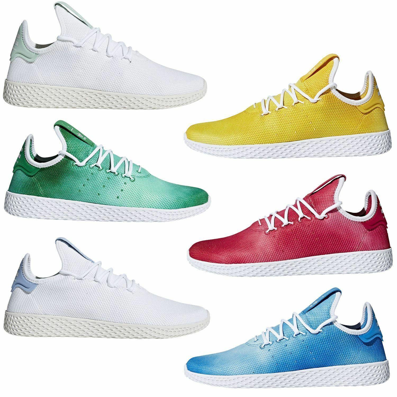 Adidas Originales Pharrell Williams Hu Tenis Zapatos Zapatillas Hombre Nuevo Sin Caja