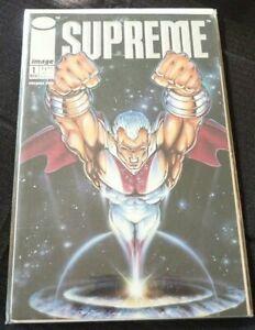 Soft-Cover-Comic-Book-Supreme-Volume-Two-1-1992-Image-Comics-VF