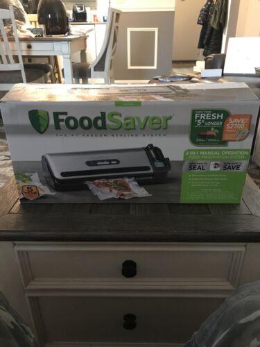 MISSING BAGS food saver vacuum sealer Fm3945