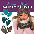 Easy-Knit Mittens by Rockport Publishers Inc. (Paperback / softback, 2013)