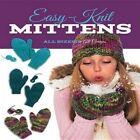 Easy-Knit Mittens by Carri Hammett (Paperback / softback, 2013)