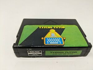 Typing-Tutor-Radio-Shack-TRS-80-Color-Computer-Game-Cartridge-Vintage