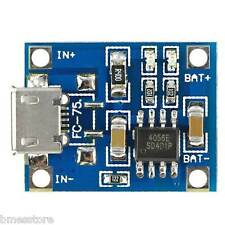 TP4056 Micro USB 5V 1A 18650 Lithium Battery Charger Board Protection Module