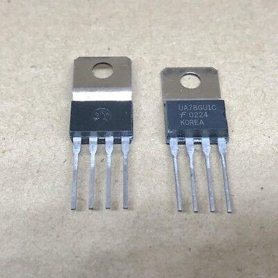5pcs UA78GU1C TO-220,4-Terminal Adjustable
