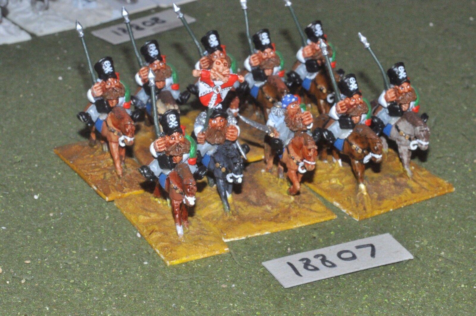 Flintloque fantasy - zwerge krautian uhlans lancers kavallerie [16] (10 18807)