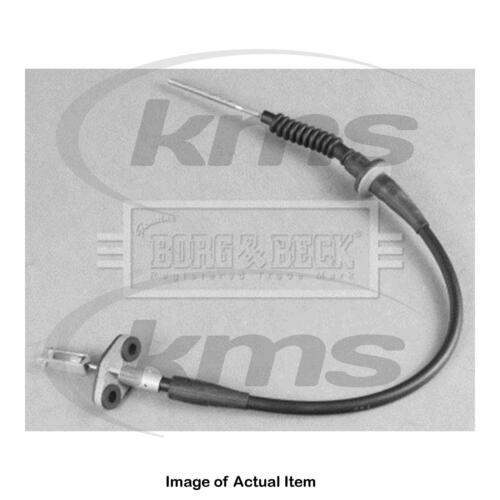 NEW Genuine Borg /& Beck clutch cable BKC2033 Top Qualité 2yrs SANS CONDITIONS Warrant