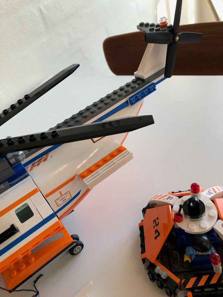 Lego City, 7738