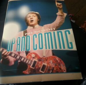 Image Is Loading PAUL McCARTNEY 2010 UP AND COMING WORLD TOUR